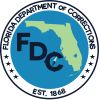 Seal of the Florida Department of Corrections